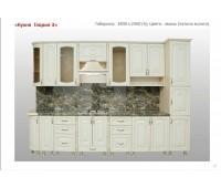 Кухня Глория  Эмаль 3