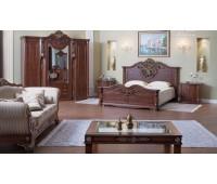 Спальня Габриэлла (караваджо) (орех)