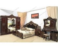 Спальня Джаконда люкс (орех)