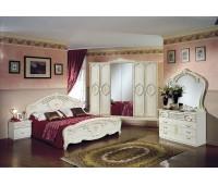 Спальня Роза (крем)